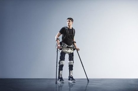 To Build the Best Robotic Exoskeleton, Make It on the Cheap | qrcodes et R.A. | Scoop.it