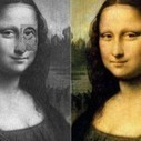 This Optical Illusion That Blends the Mona Lisa With Manga Will Blow Your Mind   The brain and illusions   Scoop.it