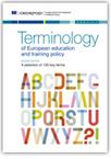Terminology of European education and training policy - Terminology and linguistics - EU Bookshop | EU Translation | Scoop.it