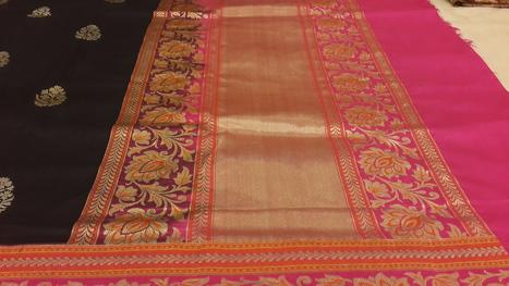 Beauty of Banarasi Sarees   Kurtis, Sarees, Jewellery   Scoop.it