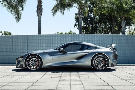 Toyota FT-1 Graphite Concept | #Technology | Scoop.it
