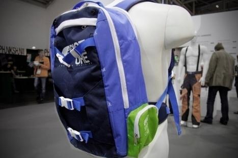 Rethink Bag : un sac à dos pensé pour l'upcycling   EFFICYCLE   Scoop.it