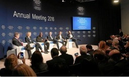 À Davos, les hommes parlent (encore) | Think outside the Box | Scoop.it
