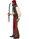 Mens Caribbean Drunken Pirate Fancy Dress Costume | Fancy Dress Ideas | Scoop.it
