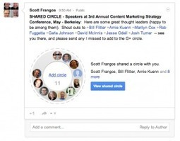 Google+ For B2B Marketers | Webdirexion.com | B2BContentMarketingTactics.com | Scoop.it
