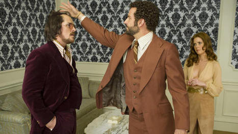 """The Oscar Walk-Through: Dissecting A Scene From """"American Hustle""""   motion   Scoop.it"""