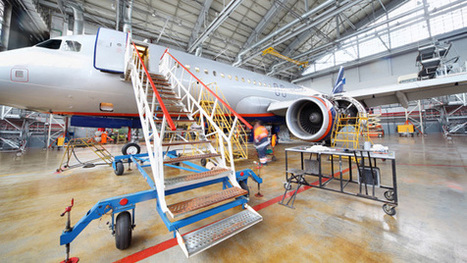 A new way to find tiny flaws in aircraft parts | Recherche scientifique | Scoop.it