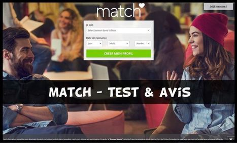 Match.com - Test & Avis | Divers | Scoop.it
