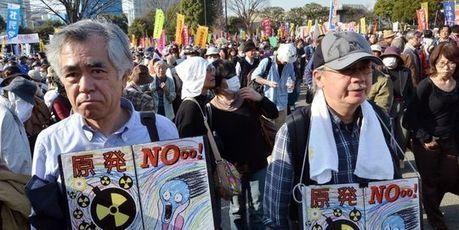 Près de deux après Fukushima, manifestations au Japon et à Paris | JOIN SCOOP.IT AND FOLLOW ME ON SCOOP.IT | Scoop.it