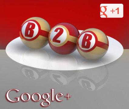 Google Plus un social network per il B2B | Un Mondo 2.0 | Scoop.it