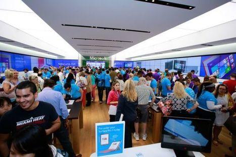 Microsoft: il primo flagship store al di fuori del Nord America sorgerà ... - HDblog (Blog) | Innovate Retail & new ideas around | Scoop.it