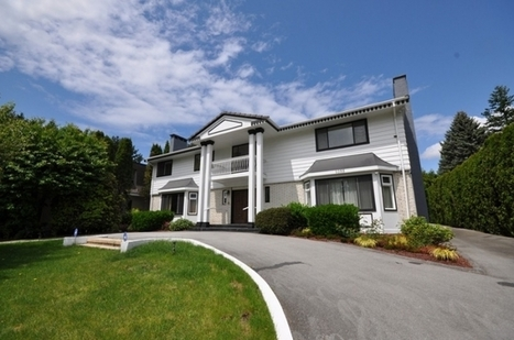 Stately Mansion   1055 W.55th Ave, Vancouver, BC   Luxury Real Estate Canada   Scoop.it