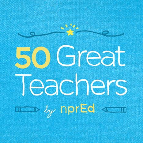 5 Great Teachers On What Makes A Great Teacher | Social Media Classroom | Scoop.it