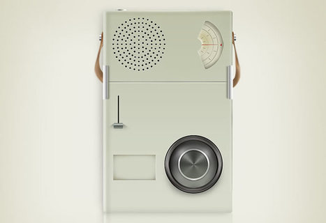 Braun Inspired Illustrations | Collecting About Design | Scoop.it