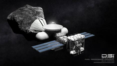 Deep Space Industries' lofty asteroid ambitions face high financial hurdles | FutureChronicles | Scoop.it