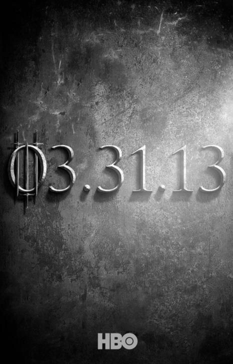"""Game of Thrones"" Returns March 31st | News | Dark Horizons | Randomness is just another word | Scoop.it"