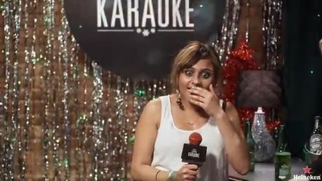 Karaoké géant avec Heineken | Communication | Scoop.it