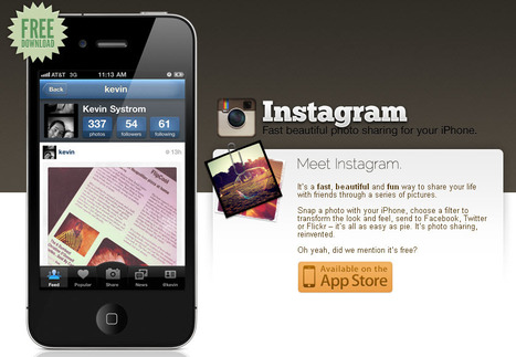 4 ways brands can start using Instagram | | Social Media Strategist | Scoop.it