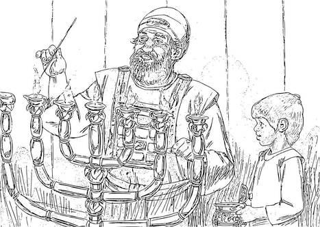 Catholic Faith Education: Old Testament Coloring Pages | Resources for Catholic Faith Education | Scoop.it