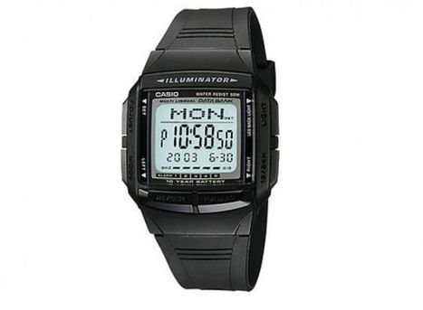 Casio Databank Watch - Top Choice for Men | News Arena + Gadgets Forecast | Scoop.it