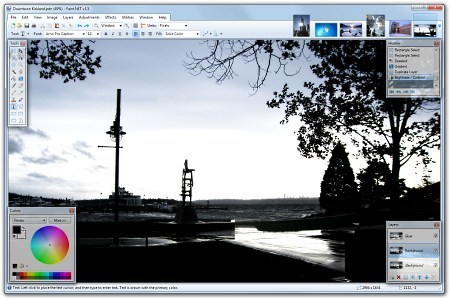 Paint.NET - Free Software for Digital Photo Editing | Picfilt.com edit photo online | Scoop.it