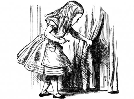 Alice, qui est-elle, que lit-elle, qu'est-ce qui l'inspire ou l'amuse ? | Bibliothèque et Techno | Scoop.it
