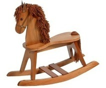 Stork Craft Rocking Horse, Cognac | Ride-On Toys | Best Ride On Toys For Toddlers 2014 | Scoop.it