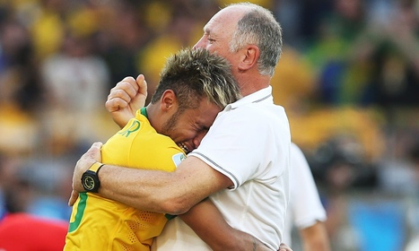 Brazil World Cup team calls in psychologist after Chile match tears | FIFA World Cup Brazil 2014 | Scoop.it
