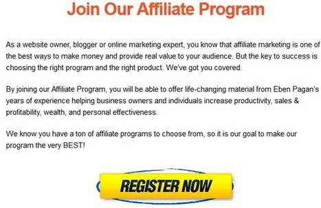 Accelerate Affiliate Program-Promote High Growth Business Training by Eben Pagan | Best Web Hosting Reviews-Top Web Hosting Services | Online Business, Internet Income | Scoop.it