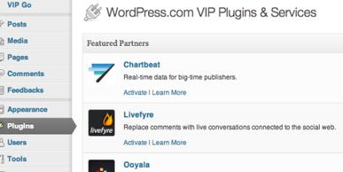 WordPress.com s'ouvre aux entreprises - ITespresso.fr | fans de Wordpress | Scoop.it