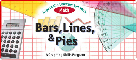 Data Graphs (Bar, Line, Pie) | Developing an Essential Skill:  Graphing | Scoop.it
