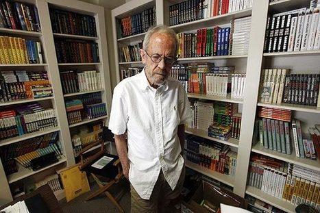 Folha de S.Paulo - Ilustrada - Ícone do romance popular americano, escritor Elmore Leonard morre aos 87 nos EUA - 20/08/2013 | Portal Colaborativo Favas Contadas | Scoop.it