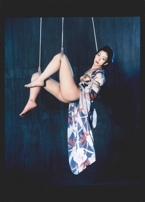 [EXPO] Le Photographe Nobuyoshi Araki : Le Génie Scandaleux | Graine De Photographe The Blog | Photo 2.0 | Scoop.it