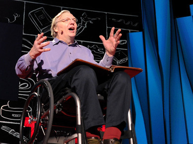 John Hockenberry: We are all designers | Video on TED.com | shubush design & wellbeing | Scoop.it