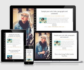 Eryn Blogger Template | Blogger themes | Scoop.it