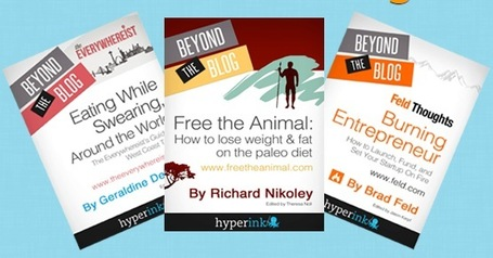 Turn Your Blog into a Book: Hyperink | Great Ideas for Non-Profits | Scoop.it
