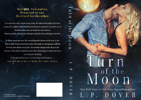 Diane's Book Blog: Turn of the Moon (Royal Shifters) by L.P. Dover: Cover Reveal & Giveaway   Books   Scoop.it
