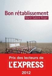 Bon rétablissement de Marie-Sabine Roger : le tournage de l'adaptation a commencé ! | BiblioLivre | Scoop.it