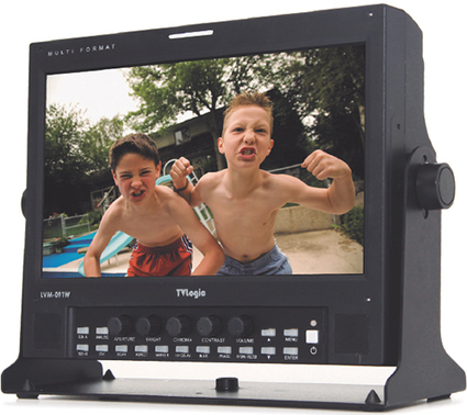 TVLogic debuts 4K DCI Monitor and more at the 2013 NAB Show | 4k workflow | Scoop.it