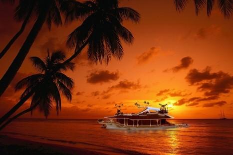 Orsos Island : une île privée déplaçable pour milliardaires. | L'essentiel Luxe & Lifestyle | Scoop.it