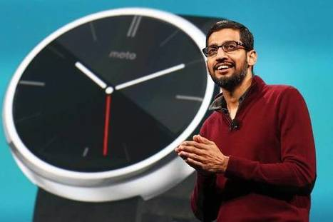 Smartwatches could be about to get much more Powerful | Technology in Business Today | Scoop.it