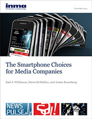 The Smartphone Choices for Media Companies | INMA | BrunoLab | Scoop.it