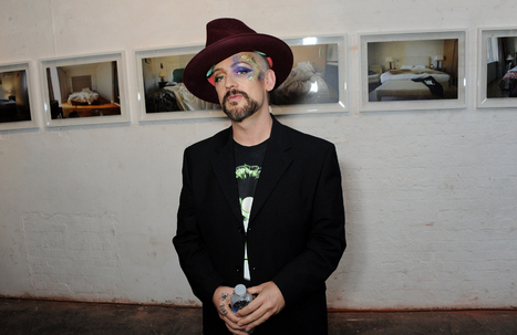 Boy George to Release First Album of Newly Recorded Music in 18 ... | Music | Scoop.it