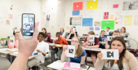 Plickers - Classroom response | Revista de la Biblioteca | Scoop.it