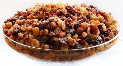 Health Benefits of Raisins | Healthy Lifestyle Tips | Scoop.it
