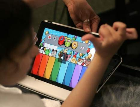 Schools put iPad, apps to use to help special-needs students | The 21st Century | Scoop.it