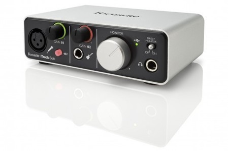 Focusrite launches iTrack Solo recording interface for iPad | Reading Pool | Scoop.it