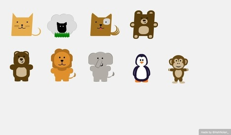 CSS Animals | HTML5 intro and tips | Scoop.it