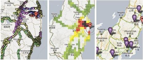 Safecast   Mapping & participating: Fukushima radiation maps   Scoop.it