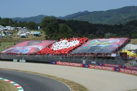 Tribuna Mugello – it's literally the Mother of all Ducati grandstands | Vicki's View - Ducati.net | Ductalk | Scoop.it